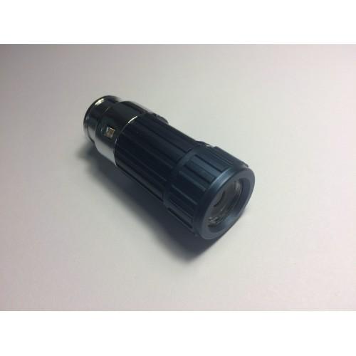 LED ficklampa för cigarettändaruttag