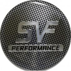 SvF Performance 60mm CVX - Endast dekal