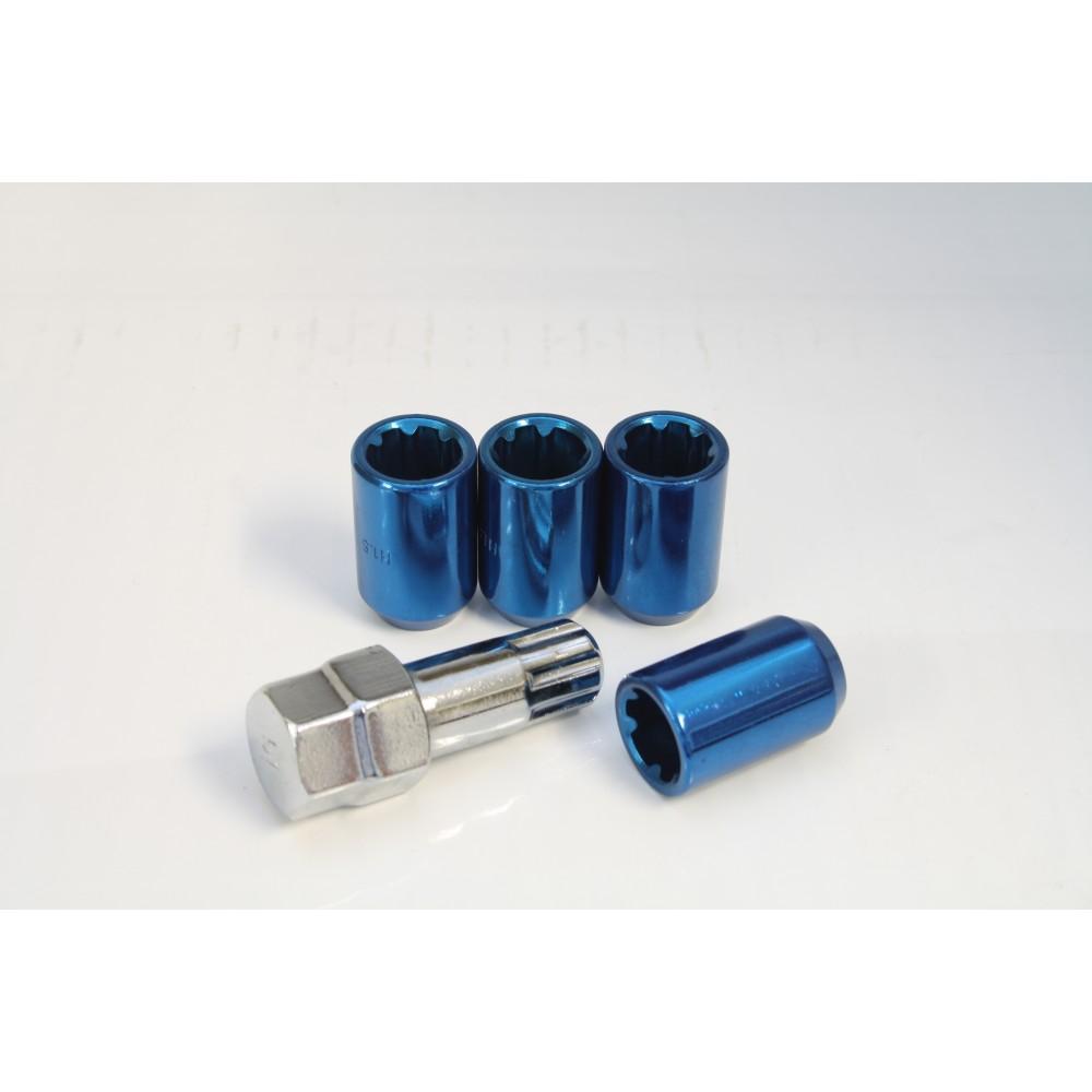 Tuner låsmuttrar - M12