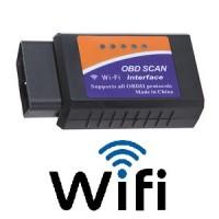 B13 OBD2 Wifi felkodsläsare