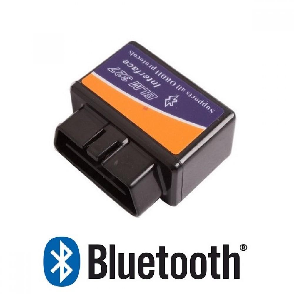 ELM327 OBD2 Bluetooth felkodsläsare