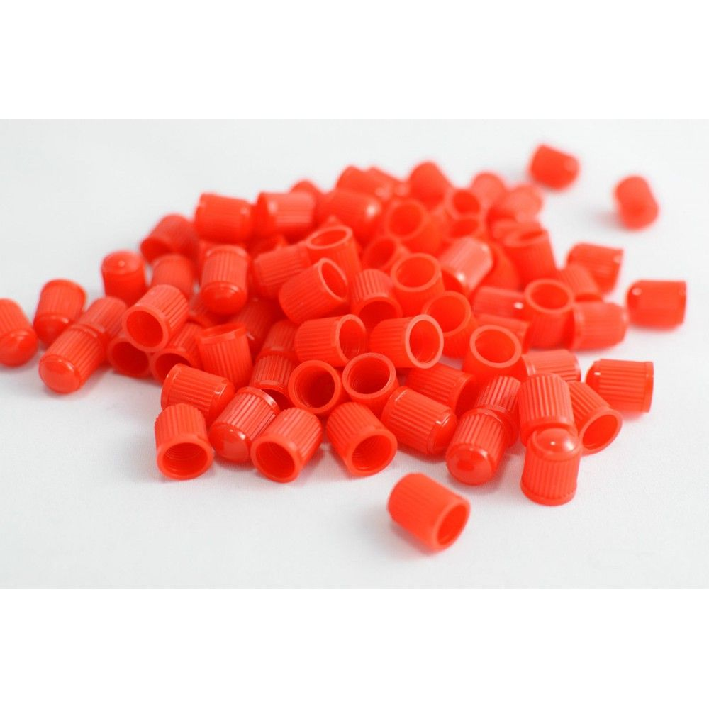 Plast ventilhattar standard 4st