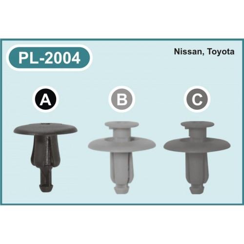 Plastclips PL-2004