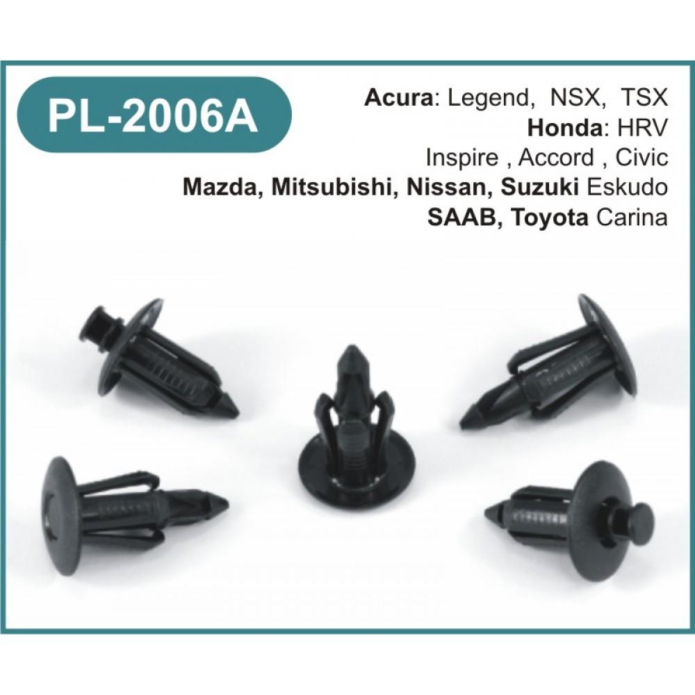 Plastclips PL-2006