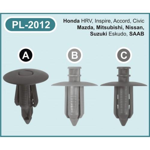 Plastclips PL-2012
