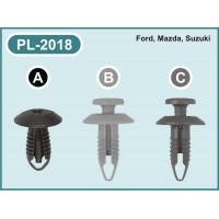 Plastclips PL-2018