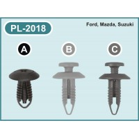 Plastklips PL-2018