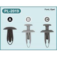 Plastclips PL-2019
