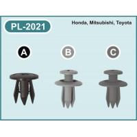 Plastklips PL-2021