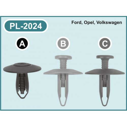 Plastclips PL-2024