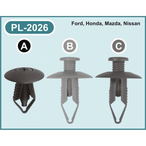 Plastclips PL-2026