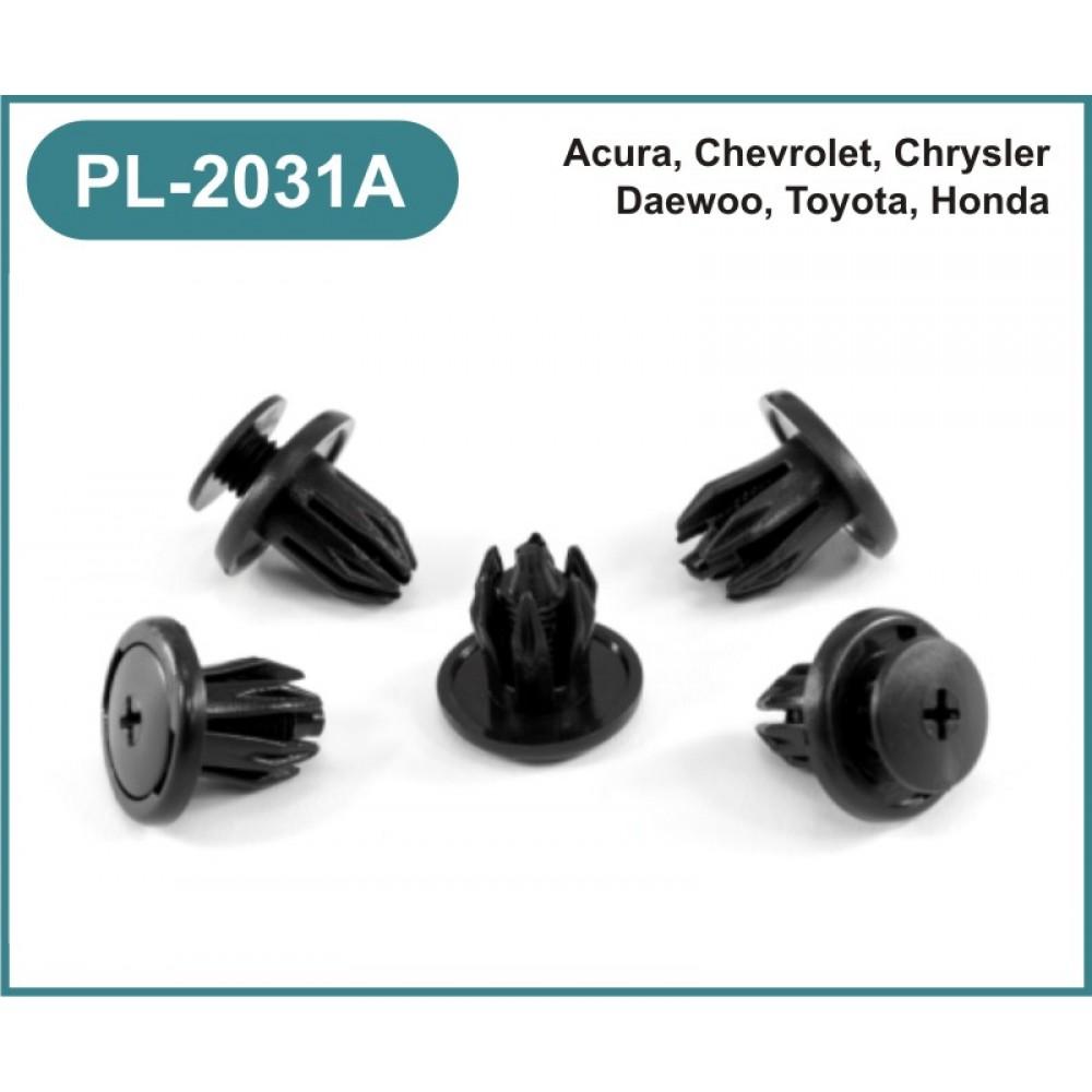 Plastclips PL-2031