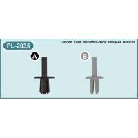 Plastclips PL-2035