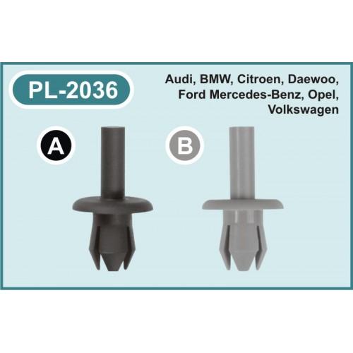 Plastclips PL-2036