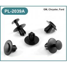 Plastclips PL-2039