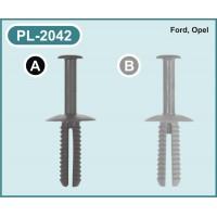Plastclips PL-2042