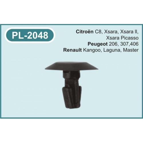 Plastclips PL-2048