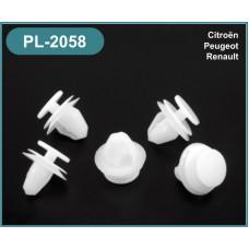 Plastclips PL-2058