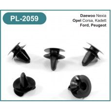 Plastclips PL-2059