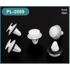 Plastclips PL-2069