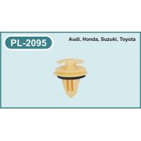Plastklips PL-2095