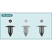 Plastklips PL-2112