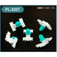 Plastclips PL-2207