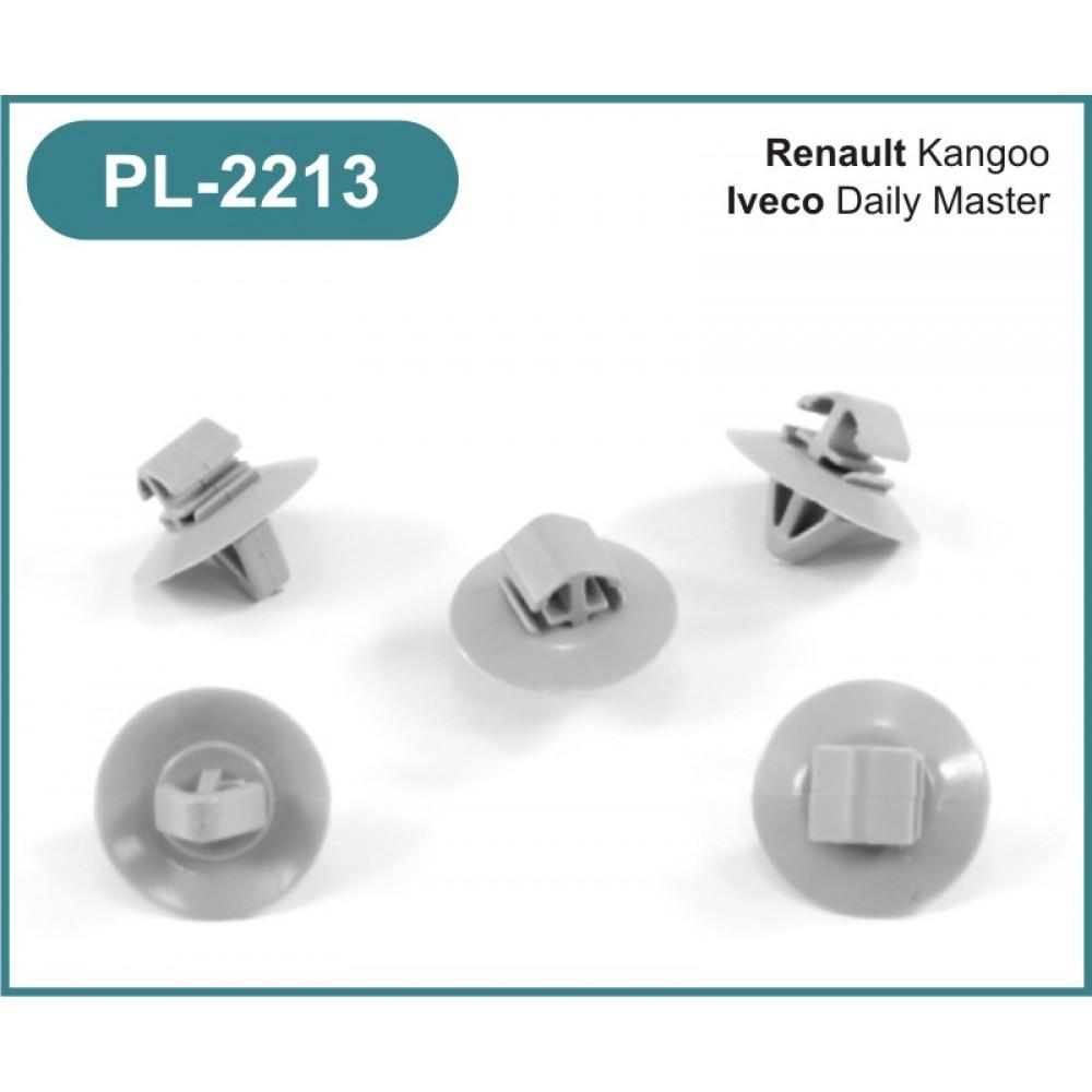 Plastclips PL-2213