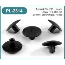 Plastclips PL-2314