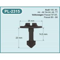 Plastclips PL-2315