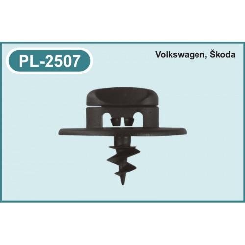 Plastclips PL-2507