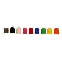 4 pcs Plastic Valve Caps Plast